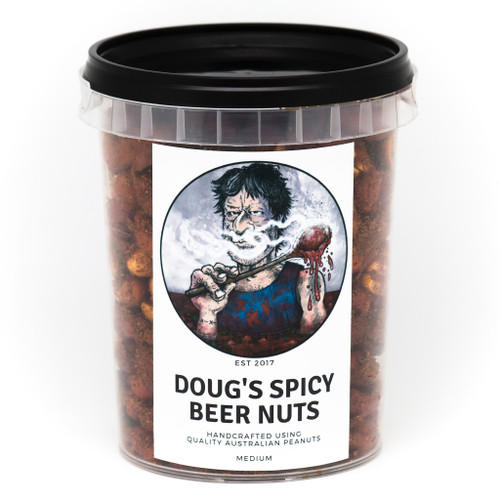 Doug's Spicy Beer Nuts