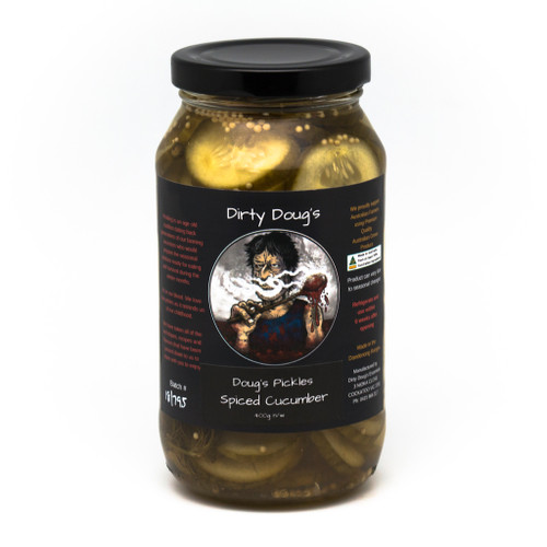 Doug's Pickles - Spiced Cucumber