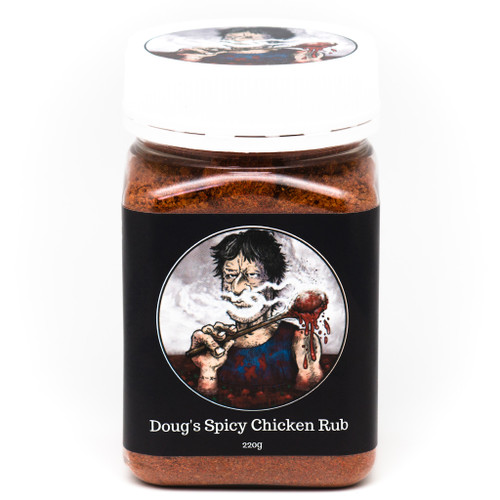 Doug's Spicy Chicken Rub