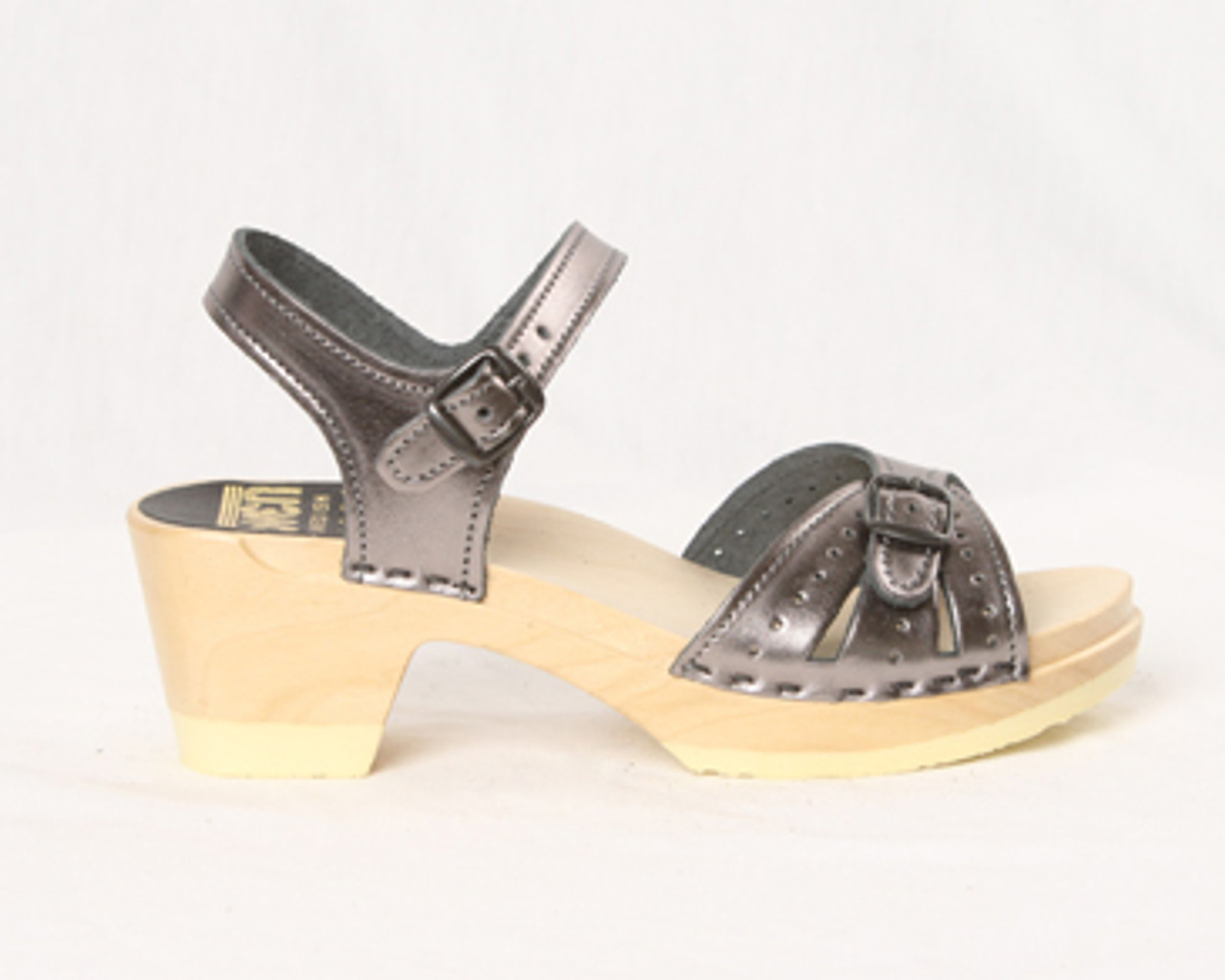 2 Buckle Sandals - Mid Bendable