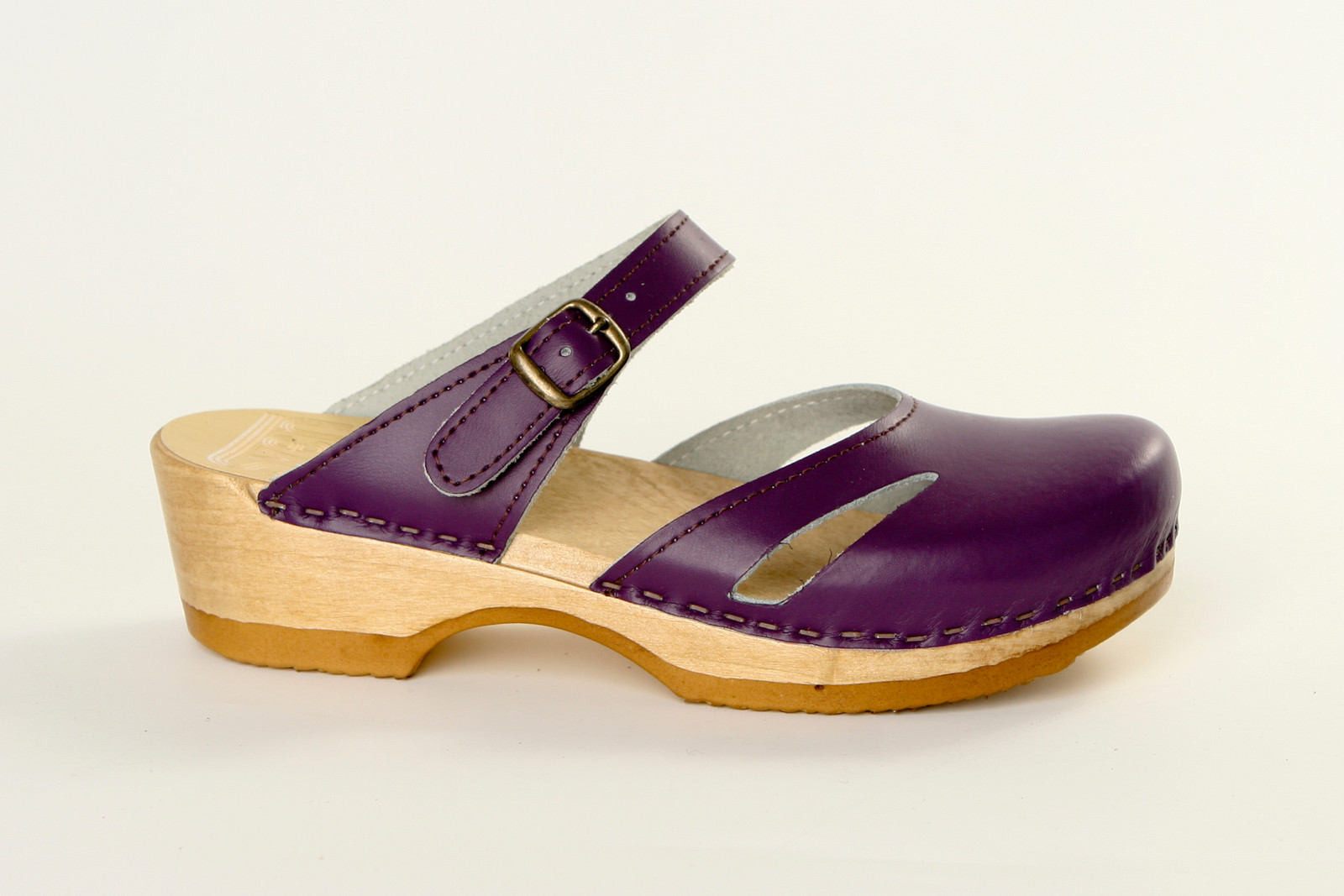 Side Slit Sandal- Front Strap - Bendable