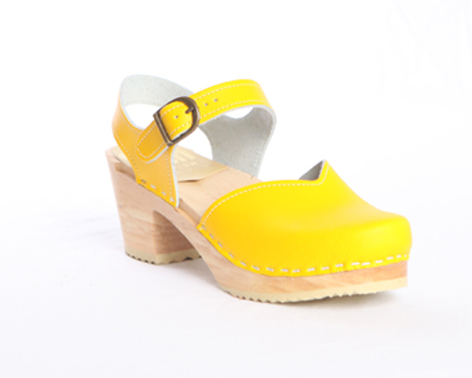 Mary Jane Clogs - Swedish Mid