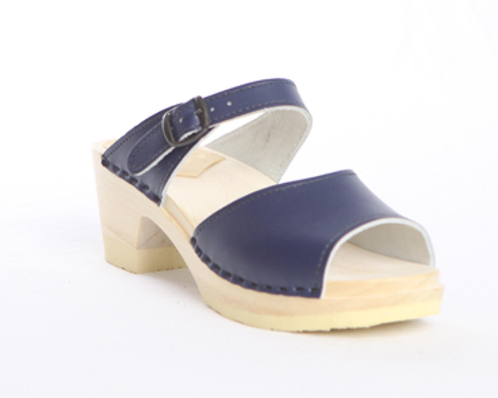 Sandal Clogs - Mid Heels