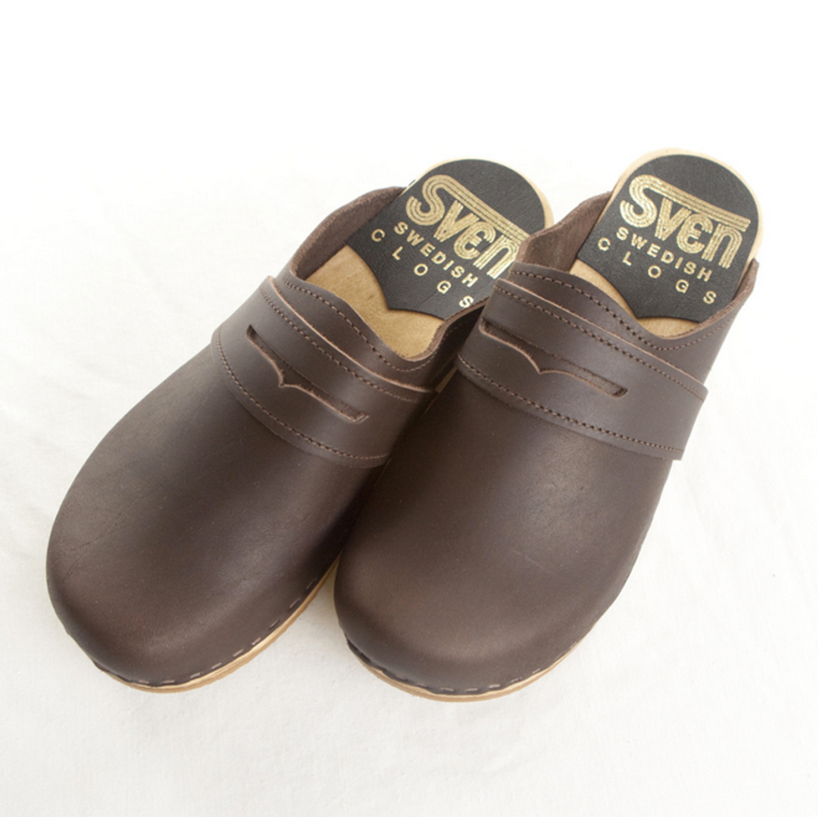 Penny Loafer Clogs