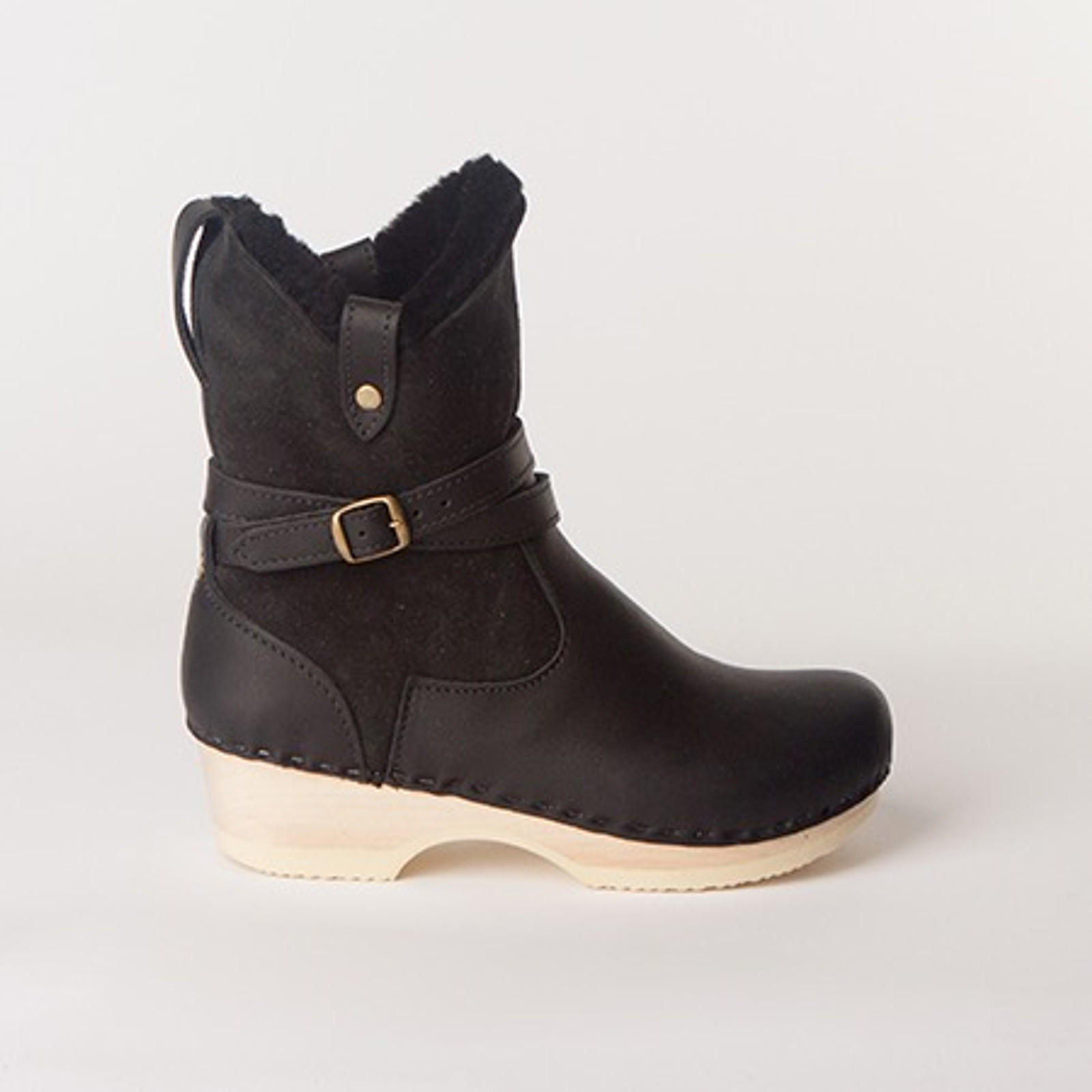 Lucy Boots - Low Heels