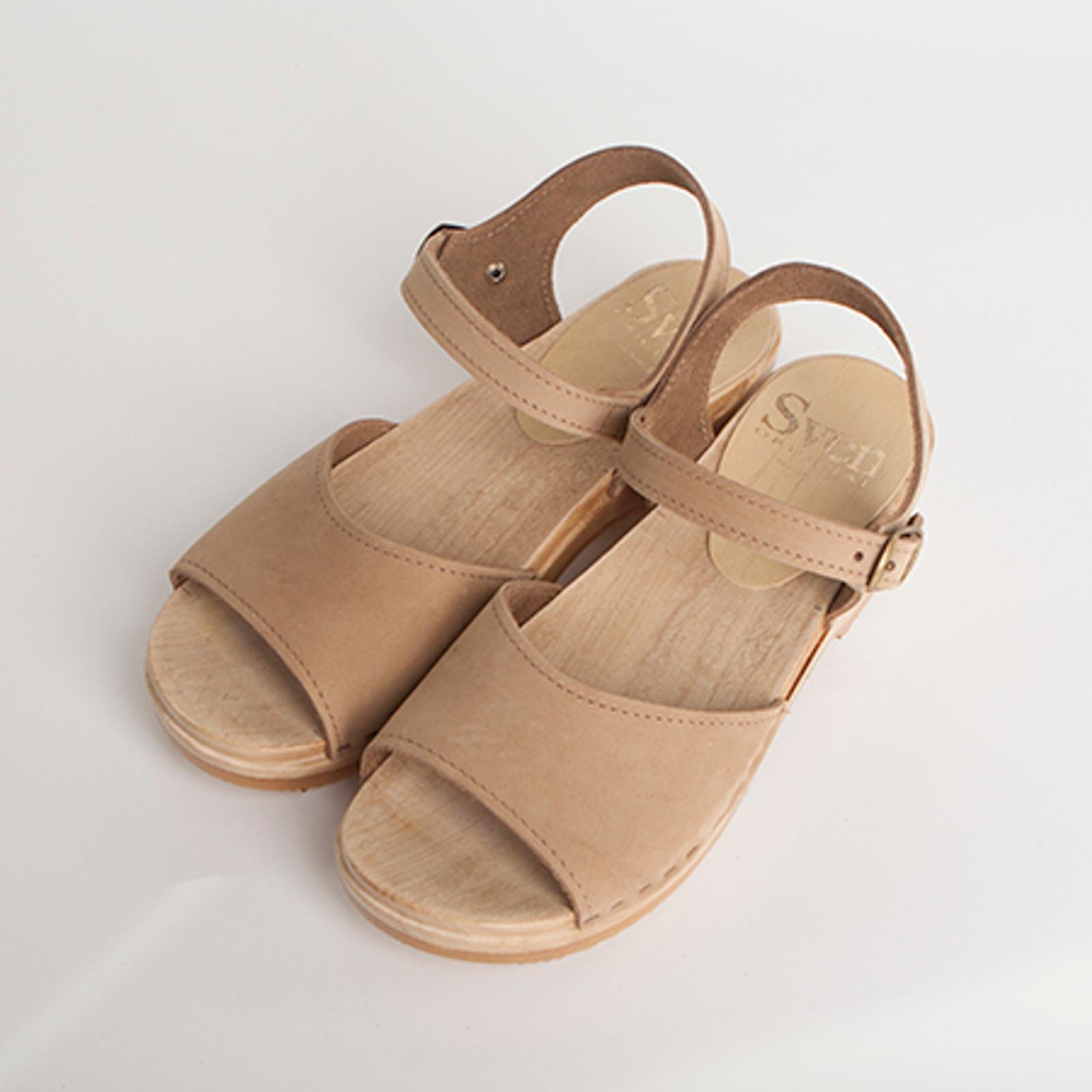 Open Toe Sandal Clogs