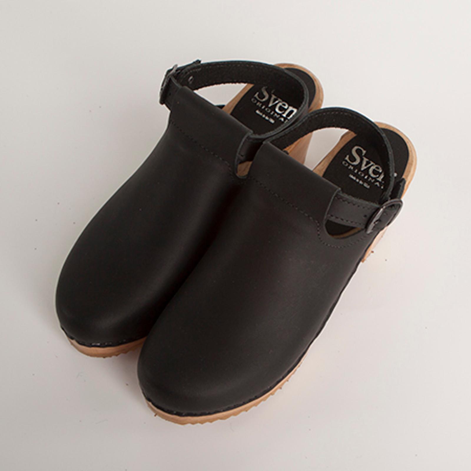 Halter Top Clogs - Closed Toe - Swedish Clogs