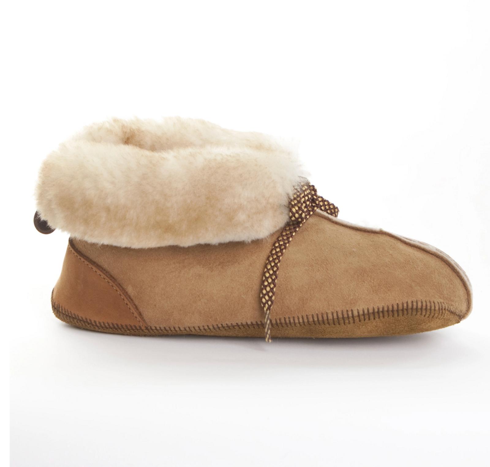 Women's Bootie Shearling Slippers