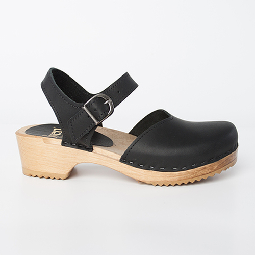 Mary Jane Sandal - Swedish Clog