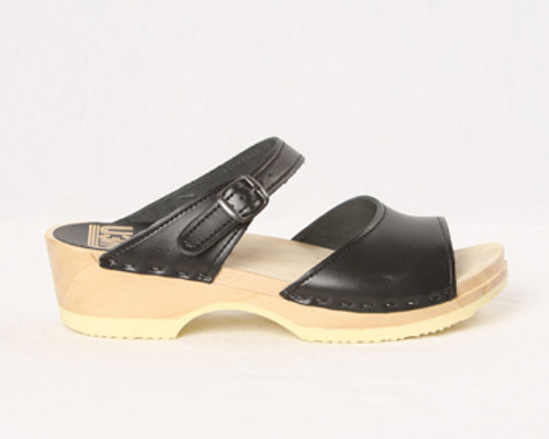 Open Toe Sandal Clogs - Bendable