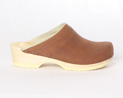 Padded Collar Clogs - Low Bendable