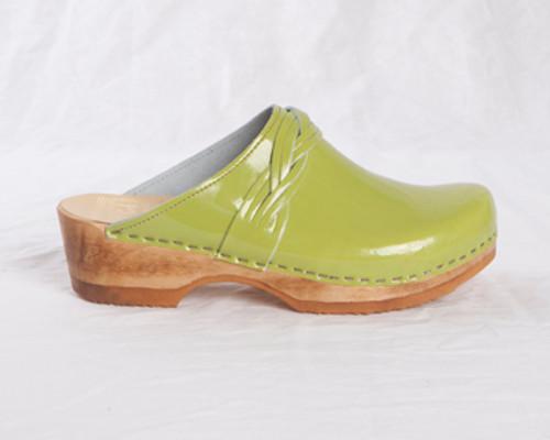 Double Braid Clogs - Low Heel