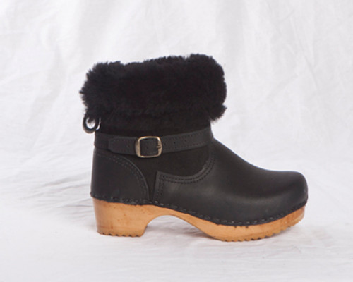 Children's Short Boot - Shearling