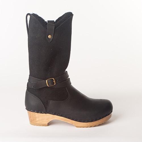 Lisa Clog Boots -  Swedish