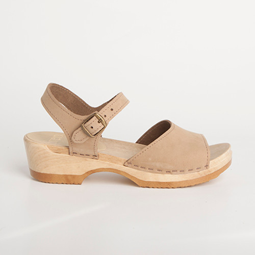 Open Toe Sandal Clogs