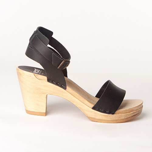 Ankle Wrap Strap - Sandal Clogs - High Heels