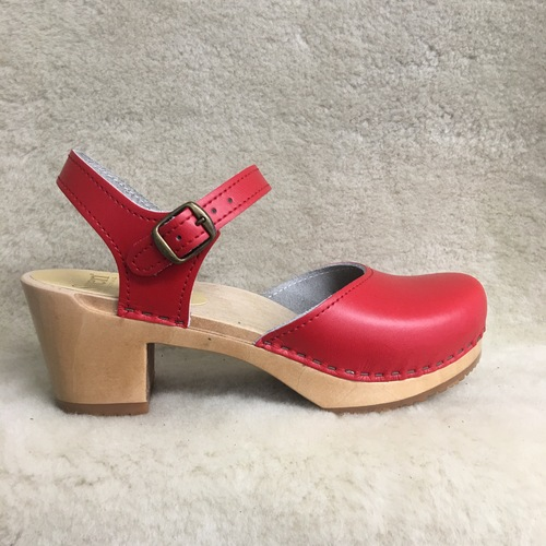 Mary Janes - Swedish Mid Heels