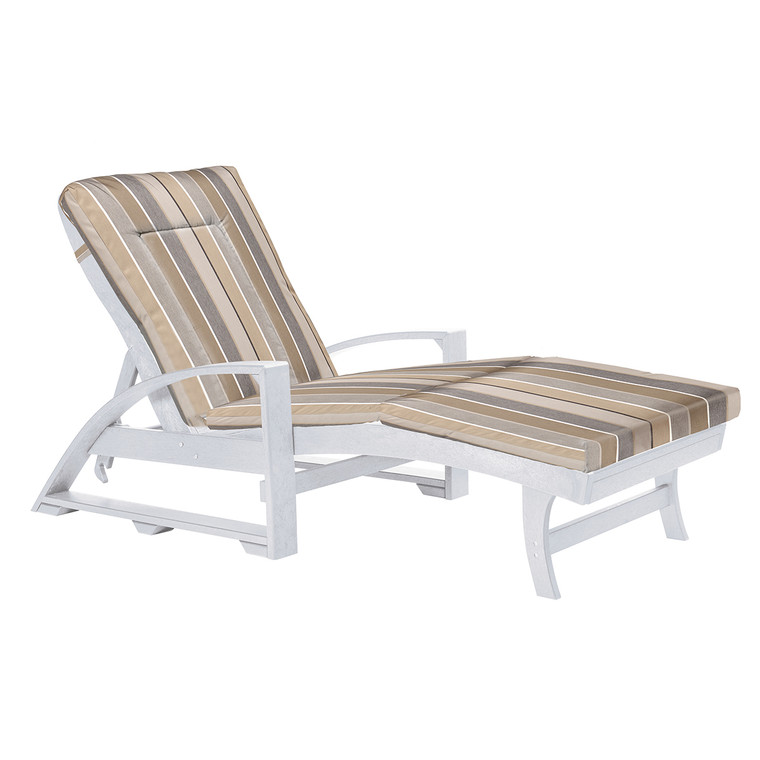 C. R. Plastics Modern Lounge Cushion Pad