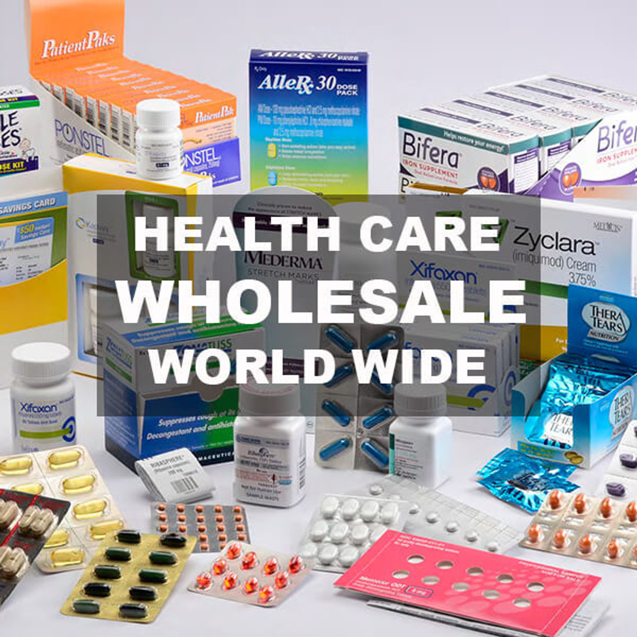health care products wholesale