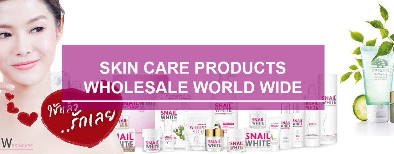Skin care products wholesale