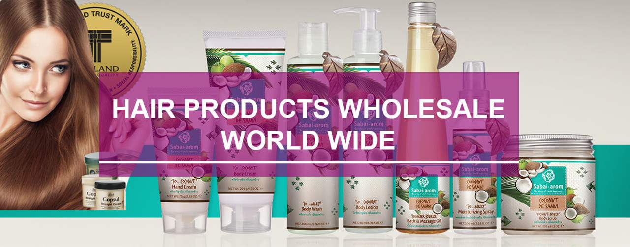 hair products wholesale