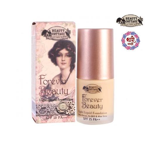 Forever Beauty Light Liquid Foundation Spf 15 Pa++ (20 Ml)