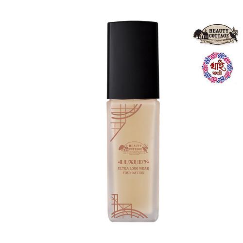 Beauty Cottage Luxury Ultra Long Wear Foundation (50 G)