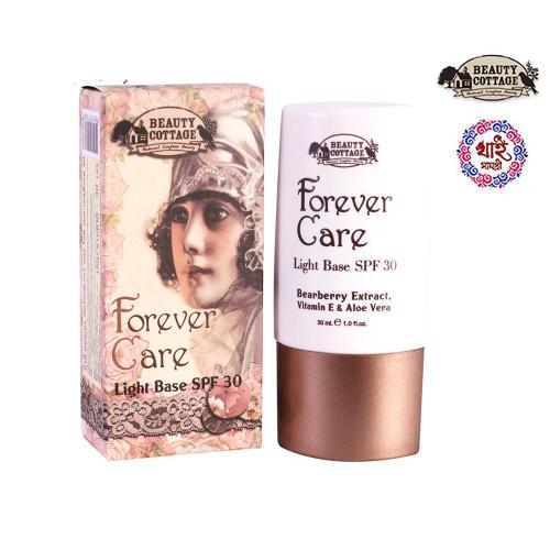 Beauty Cottage Forever Care Light Base Spf 30 (30 Ml)