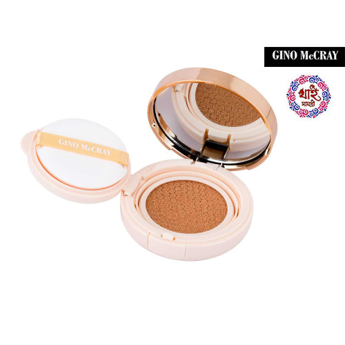 Gino Mccray the Professional Make Up Skin Healthy Glow City Miracle Dd Cushion (13 G)