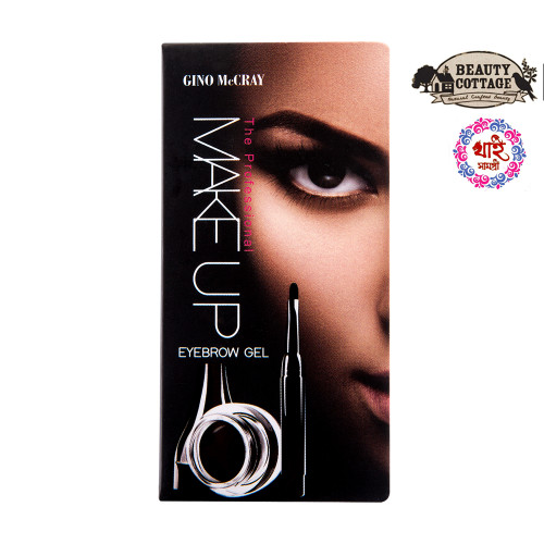 Gino Mccray the Professional Make Up Eyebrow Gel (2 G)