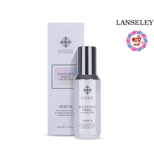 Lansley Exclusive White Skin Solution Serum (30 Ml)