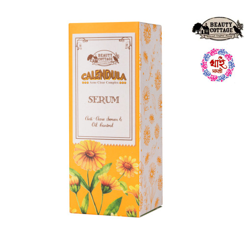 Beauty Cottage Calendula Acne Clear Complex Serum (30 Ml)