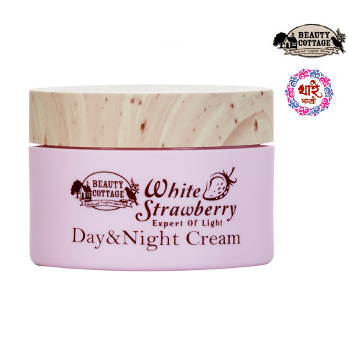 Beauty Cottage White Strawberry Expert of Light Day & Night Cream (50 Ml)