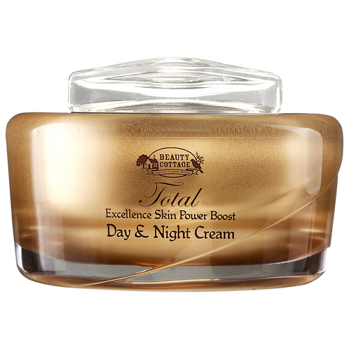 Beauty Cottage Total Excel Skin Power Boost Day and Night Cream (30ml)