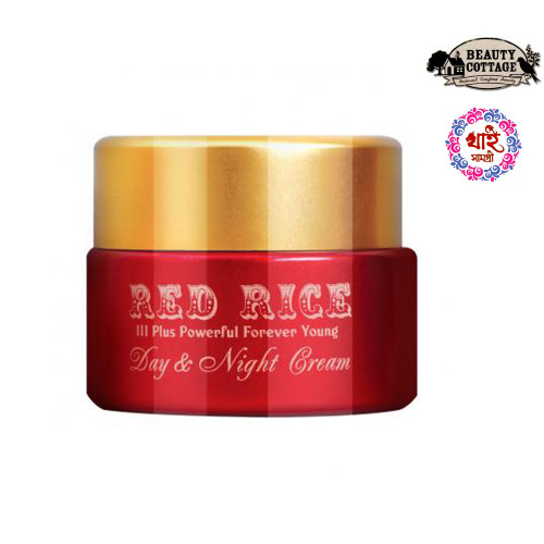 Beauty Cottage Red Rice Tree Plus, Power Four Ever Young Day and Night Cream (50 Ml.)