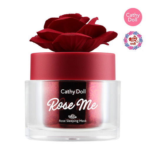 CATHY DOLL ROSE ME ROSE SLEEPING MASK 50G