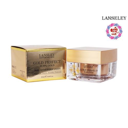 LANSLEY GOLD PERFECT ANTI WRINKLE EYE GEL (20 ML)