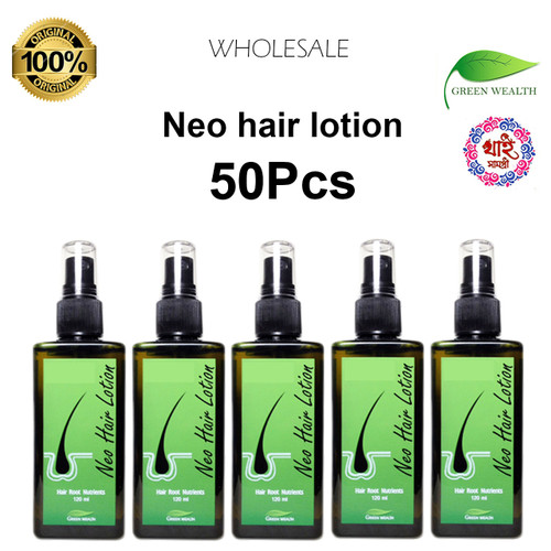 Neo hair lotion for men