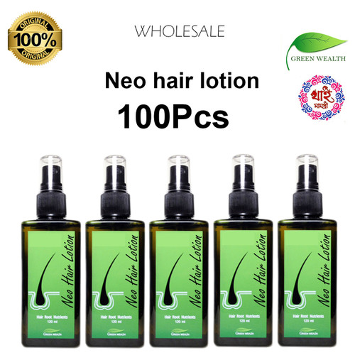 neo hair lotion no side effects hair growth oil 120ml worldwide wholesale 100pcs