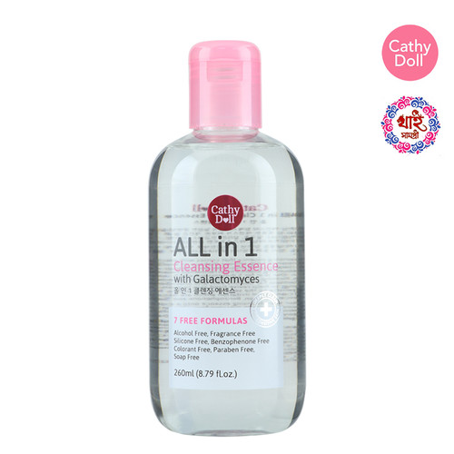 CATHY DOLL ALL IN 1 CLEANSING ESSENCE 260ML