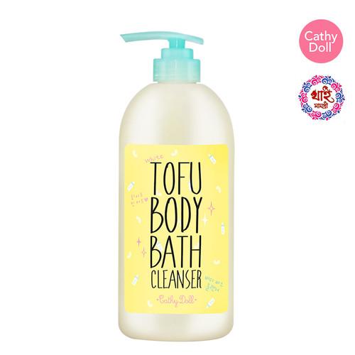 CATHY DOLL WHITE TOFU BODY BATH CLEANSER 750ML