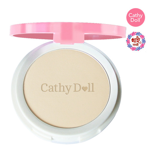 CATHY DOLL MAGIC GLUTA PACT SPF50 PA+++ 12G