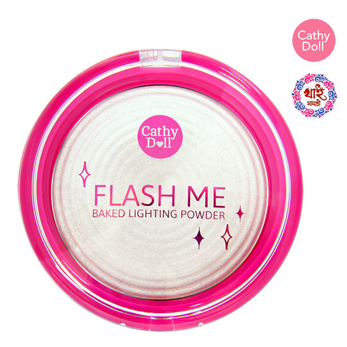 CATHY DOLL FLASH ME BAKED LIGHTING POWDER 8G
