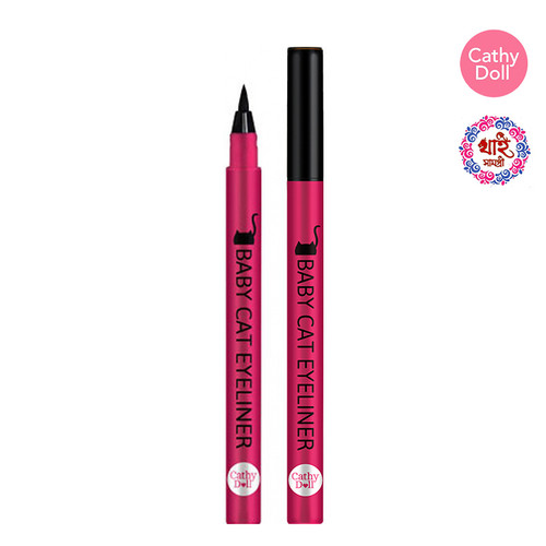 CATHY DOLL BABY CAT EYELINER 0.5G