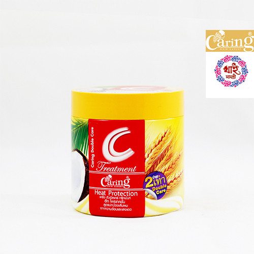 Caring Double Care Treatment Heat Protection 250ml