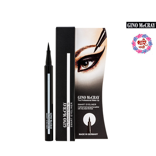 GINO McCRAY The Professional Make Up Smart Eyeliner 1ml
