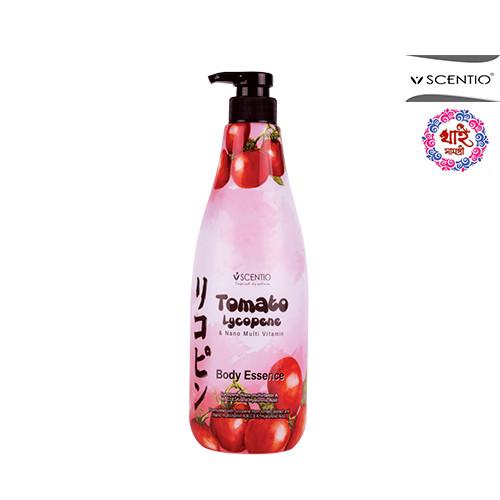 Scentio Tomato Lycopene&Nano Multi Vitamin Body Essence 700ml