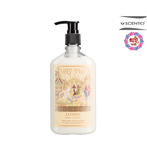SCENTIO VERY THAI JASMINE BODY LOTION 280ml