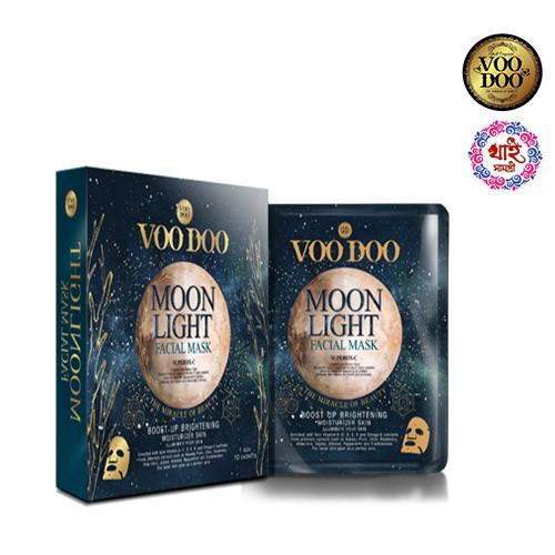 VOODOO MOONLIGHT Facial MASK 25g 10sheets