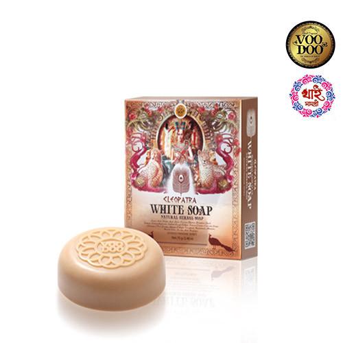 VOODOO CLEOPATRA White Herbal Soap 70g
